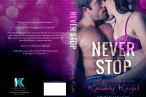 ★ ☆  Cover Reveal for Never Stop ★ ☆